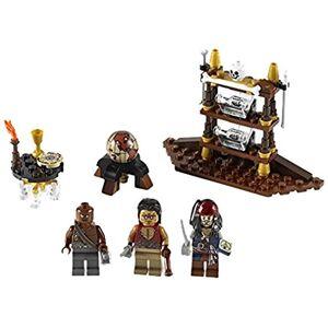 Lego Pirates des Carabes 4191 Jeu de Construction La Cabine du Capitaine - Publicité