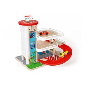 Scratch 6181085 Garage en Bois pour Enfants  partir de 3 Ans - Publicité