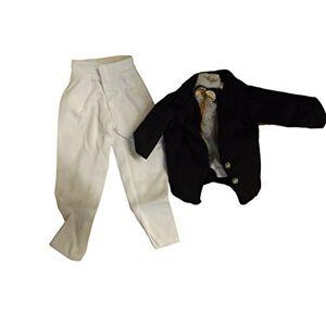 fat-catz-copy-catz Ken Homme d'action GI Joe Poupée Vtement vtement Noir Bicolore Soir Costume vtement & Chaussures Posté de Londres par Fat-CATZ - Publicité