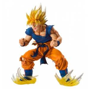 Banpresto Super Figure Art Collection [Dragon Ball Super Saiyan Goku] - Publicité