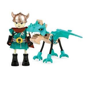Hape E3026 Figurine Chevalier du Dragon - Publicité