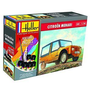 Heller Maquette, 56760, citroen mehari version 1,1/24 - Publicité