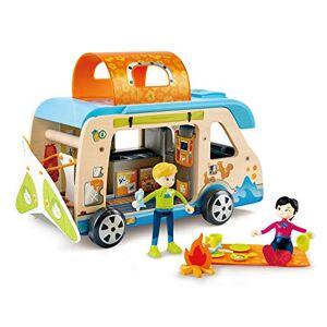 Hape E3407 Camionnette d'aventure - Publicité