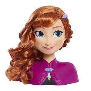 Disney Princesses Tête à Coiffer Anna - Publicité