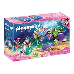 Playmobil Chercheurs de Perles et Raies 70099 - Publicité
