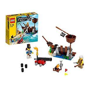 Lego 70409 Jeu De Construction La Défense du Radeau - Publicité