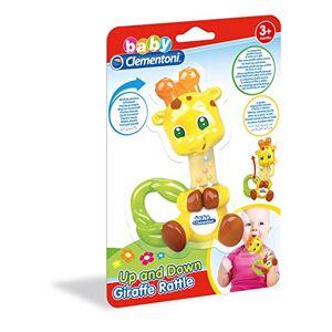 Baby Clementoni Bébé ClementoniHochet Girafe Miscelanea Multicolore - Publicité