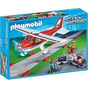 Playmobil 9369 Jouet aviateur - Publicité