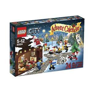 Lego Calendriers de l'Avent 60024 Jeu de Construction  City - Publicité