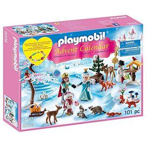 Playmobil 9008 Jeu Calendrier Avent Famille - Publicité