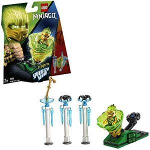 Lego -NINJAGO Spinjitzu Slam Lloyd Jeu pour Enfant 7 Ans et Plus,Briques de Construction Garon et Fille, 70 Pices 70681 - Publicité