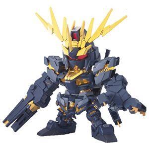 Bandai Hobby Bb3802Banshee Super déformé Gundam Unicorn Action Figure - Publicité
