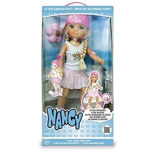 Nancy 700013722 Poupée Une Journée Patinage - Publicité