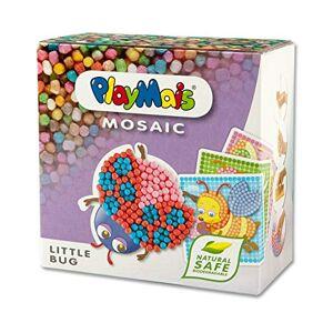PlayMais Mosaic Kit de Loisirs créatifs Little Bug pour Fille et garon  partir de 3 Ans   2300+ pices & 6 modles de mosaques (Insectes, Abeilles etc.)   activités manuelles pour Enfants - Publicité