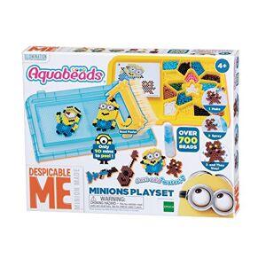 AQUA BEADS Aquabeads Le Coffret Les Minions 30528 Coffret Loisirs Créatifs - Publicité