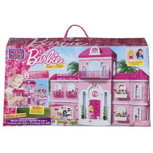 Mega Bloks Barbie Manoir Luxueux - Publicité