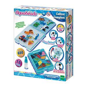 Aquabeads L'Atelier decouverte 31390 Coffret Loisirs Créatifs - Publicité