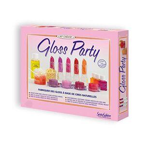 Sentosphere 257 Kit de Loisir Créatif Gloss Party - Publicité