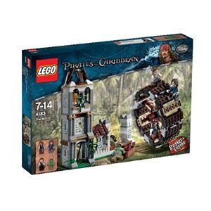 Lego Pirates des Carabes 4183 Jeu de Construction Duel sur la Roue - Publicité