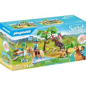 Playmobil Mare avec Végétation 70330 - Publicité