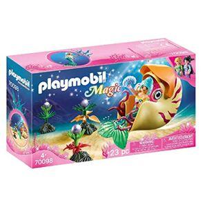 Playmobil Sirne avec Escargot des Mers 70098 - Publicité