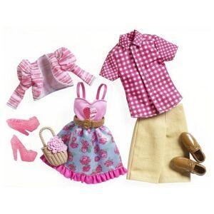 Barbie Mattel x7864 coffret habits pique nique en amoureux et ken - Publicité