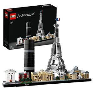 Lego Architecture Paris Jeu de construction, 12 Ans et Plus, 649 Pices 21044 - Publicité