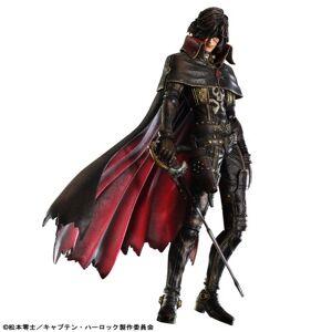Square Enix Figurine 'Captain Harlock'  Albator - Publicité