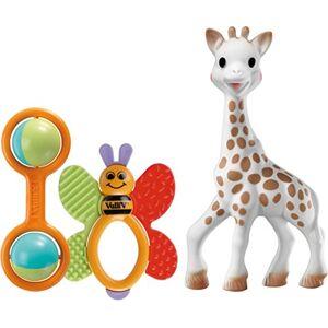 Vulli Fresh Touch Sophie la Girafe Coffret Set de Naissance - Publicité
