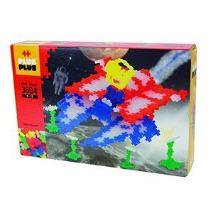 PLUS PLUS Plus-Plus Pirates Bote de 360 Pices Jeux de Construction Néon Espace, PP3740 - Publicité