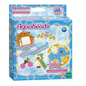 Aquabeads Le Mini Coffret Porte-Cles 31342 Set Découverte Loisirs Créatifs - Publicité