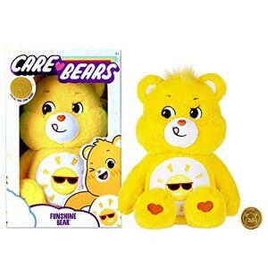 Care Bears 22087 35,6 cm Ours en Peluche Funshine  Collectionner Jouet en Peluche Mignon pour Enfants Jouets en Peluche pour Filles et garons Mignons pour Filles et garons  partir de 4 Ans - Publicité