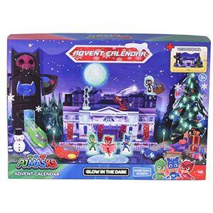 Dickie Toys 203149003 Calendrier de l'Avent pour Enfant avec 3 véhicules Die-Cast, 5 Figurines à Suspendre ou à Poser Multicolore - Publicité