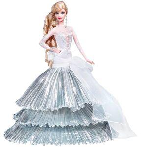 Barbie Mattel L9643 Poupée Joyeux Noel - Publicité