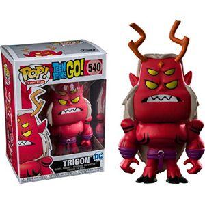 Funko Pop! Television Teen Titans Go! Trigon (Toys R Us) Exclusive Vinyl Figure # 540 - Publicité