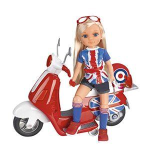 Nancy Une journée en scooter  Londres (Famosa 700013860) - Publicité