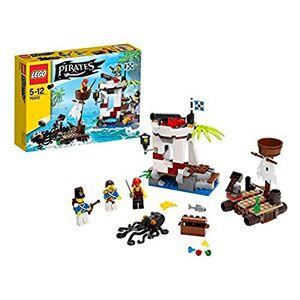 Lego 70410 Jeu De Construction l'avant -Poste des Soldats - Publicité