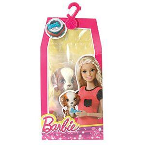 Barbie CFB56 Ensemble d'accessoires pour Animaux de Compagnie - Publicité
