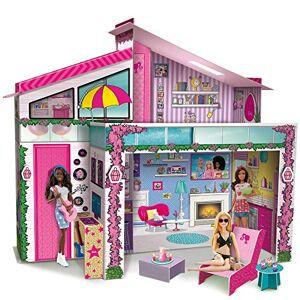 Lisciani BARBIE-DREAM SUMMER VILLA, 76932, Multicolore - Publicité