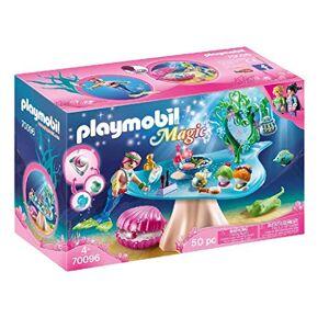 Playmobil Salon de Beauté et Sirne 70096 - Publicité