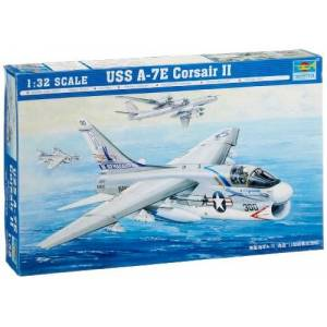 Trumpeter USS A-7E Corsair II (Plastic model) - Publicité