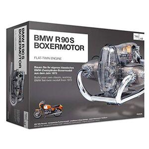 Franzis Verlag Flat-Twin Engine FRANZIS BMW Moteur Boxer bicylindre R90S, 67009 - Publicité