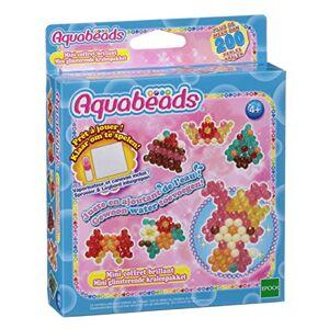 Aquabeads Le Mini Coffret Brillant 31159 Recharge Thématique Loisirs Créatifs - Publicité