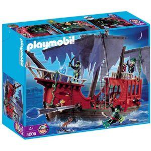 Playmobil 4806 Figurine Bateau des Pirates Fantmes - Publicité