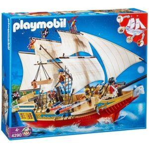 Playmobil 4290 Jeu de construction Le Grand Bateau de Camouflage des Pirates - Publicité