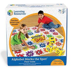 Learning Resources Jeu d'Activités de l'Alphabet Marks The Spot - Publicité