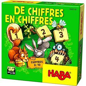 HABA Chiffres, 304518, Coloré - Publicité
