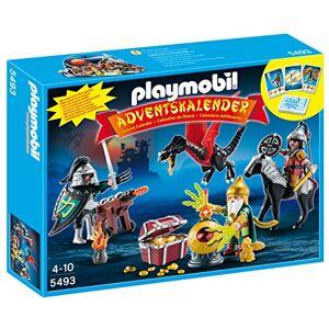 Playmobil 5493 Calendriers De L'avent Trésor Royal du Dragon Asiatique - Publicité