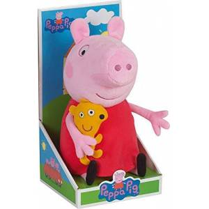 Jemini 022817 PEPPA PIG Peluche +/- 30 cm - Publicité