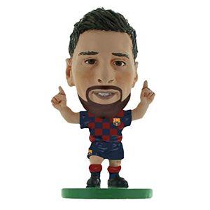 SoccerStarz Barcelona Lionel Messi Home Kit (Version 2020) - Publicité